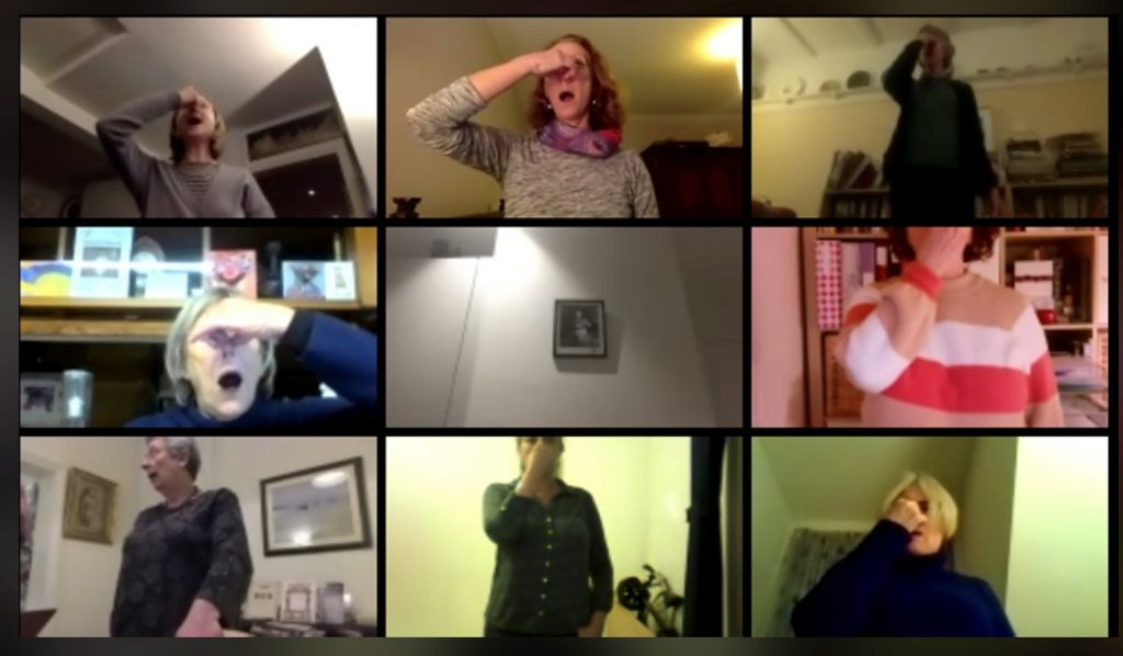 Virtual Rehearsal